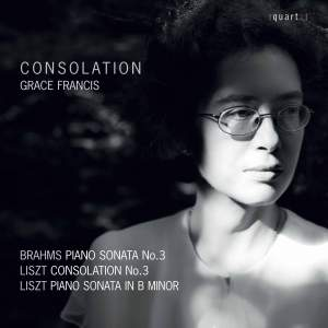 Consolation: Brahms and Liszt Product Image