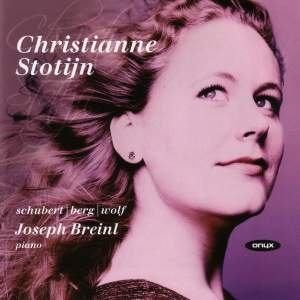 Christianne Stotijn - Debut
