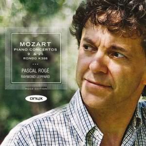 "Mozart: Piano Concerto No. 9 in E-flat major, K271 ""Jeunehomme"", etc."