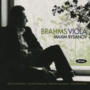 Brahms Works for Viola I