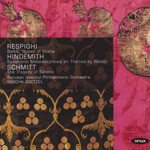 Sascha Goetzel conducts Respighi, Hindemith & Schmitt