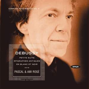 Debussy - Complete Piano Works Volume 5