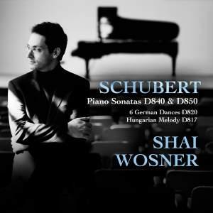 Schubert: Piano Sonatas Nos. 15 & 17