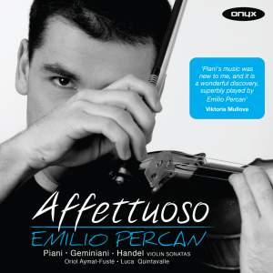 Affettuoso: Emilio Percan