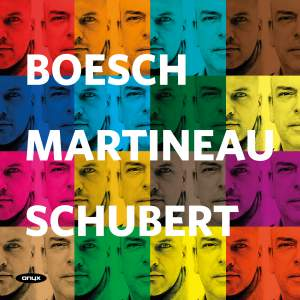 Florian Boesch sings Schubert Lieder
