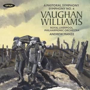 Vaughan Williams: Symphonies Nos. 3 & 4