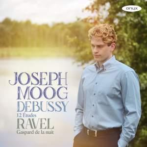 Joseph Moog plays Debussy & Ravel Product Image