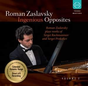 Roman Zaslavsky: Ingenious Opposites Vol. 2