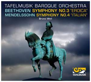 Bruno Weil conducts Mendelssohn & Beethoven Product Image