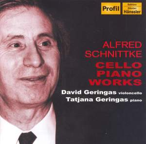 Schnittke - Works for Cello and Piano