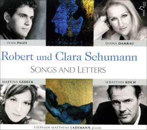 Robert and Clara Schumann - Songs and letters Product Image