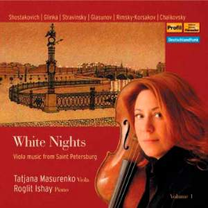 White Nights Volume 1