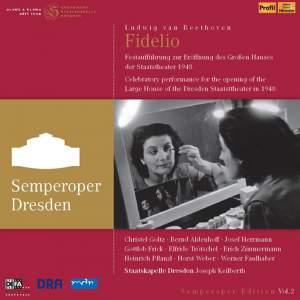 Semperoper Edition Volume 2: Beethoven Fidelio