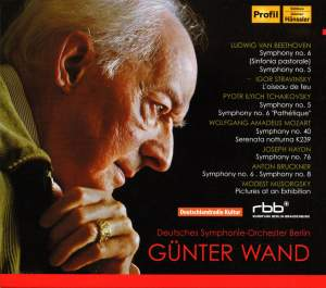 Günter Wand Boxed set
