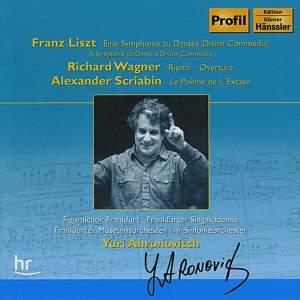 Yuri Ahronovitch conducts Scriabin, Liszt & Wagner