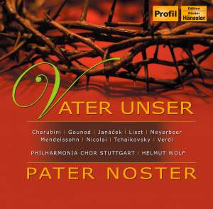 Vater Unser: Pater Noster