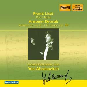 Yuri Ahronovitch conducts Dvorak & Liszt