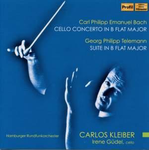 Carlos Kleiber conducts CPE Bach & Telemann