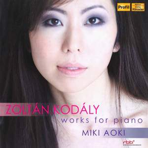 Kodály: Works for Piano Product Image