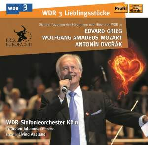 Grieg: Peer Gynt-Suite Nr. 1, Mozart: Klarinettenkonzert A-dur & Dvořák: 9. Sinfonie