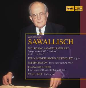 Wolfgang Sawallisch: 1923-2013