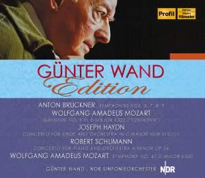Günter Wand & NDR Sinfonieorchester