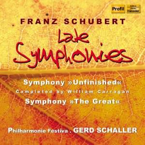 Schubert: Late Symphonies