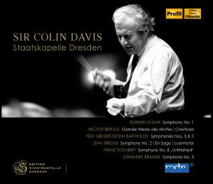 Sir Colin Davis and Staatskapelle Dresden