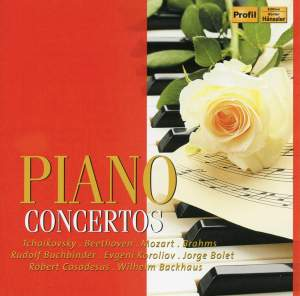 Most Famous Piano Concertos