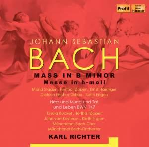 JS Bach: Mass in B minor