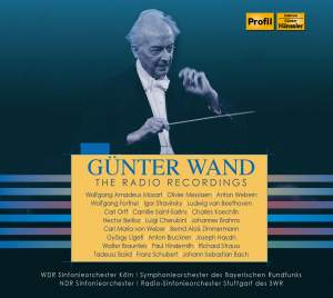 Günter Wand: The Radio Recordings