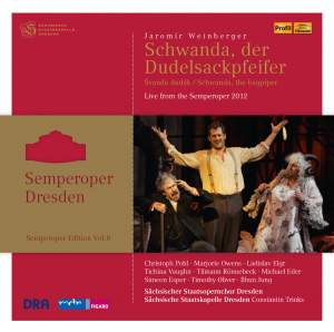 Semperoper Edition Volume 8: Weinberger Schwanda the Bagpiper Product Image