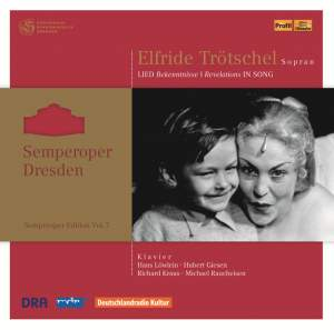 Semperoper Edition Volume 7: Fidelio Revelations in Song