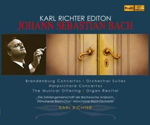 Karl Richter Edition: JS Bach