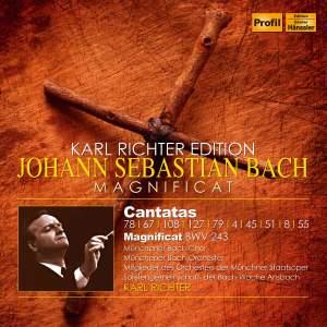Bach: Cantatas & Magnificat, BWV 243