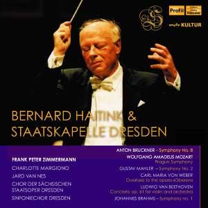 Bernard Haitink & Staatskapelle Dresden