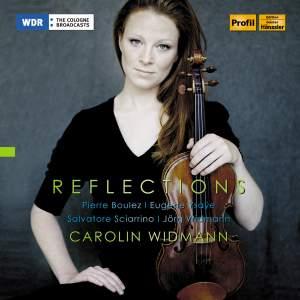 Caroline Widmann: Reflections