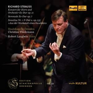 Strauss: Konzert für Horn und Orchester Product Image