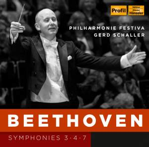 Beethoven: Symphonies Nos. 3, 4 & 7