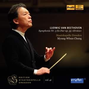 Beethoven: Symphony No. 3 in E-Flat Major, Op. 55 'Eroica' (Live)