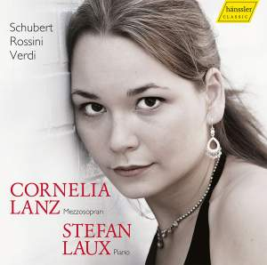 Cornelia Lanz sings Schubert, Rossini & Verdi