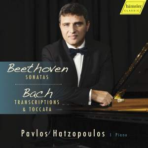 Beethoven: Sonatas & JS Bach: Transcriptions and Toccata