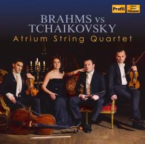 Brahms & Tchaikovsky: String Quartets