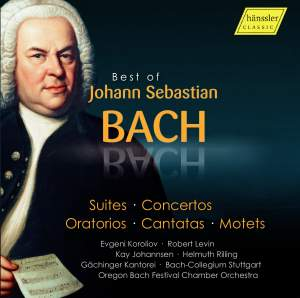 Best of Johann Sebastian Bach
