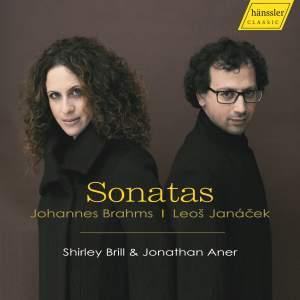 Brahms & Janacek: Clarinet Sonatas Product Image