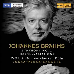 Brahms: Symphony No. 2 & Haydn-Variations