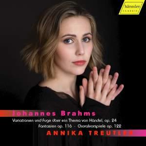Brahms: Variationen Und Fuge