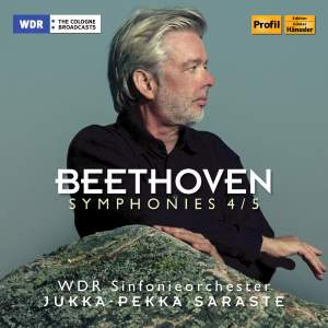 Beethoven: Symphonies Nos. 4 & 5 Product Image