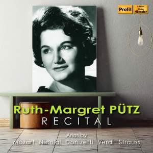 Ruth-Margret Pütz: Recital
