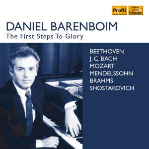 Daniel Barenboim: The First Steps to Glory